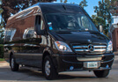 sprinter van charter rates chicago black car service